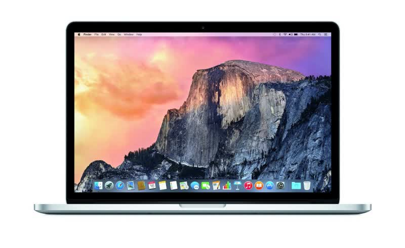 Apple MacBook Pro 15 Retina - Mid 2015