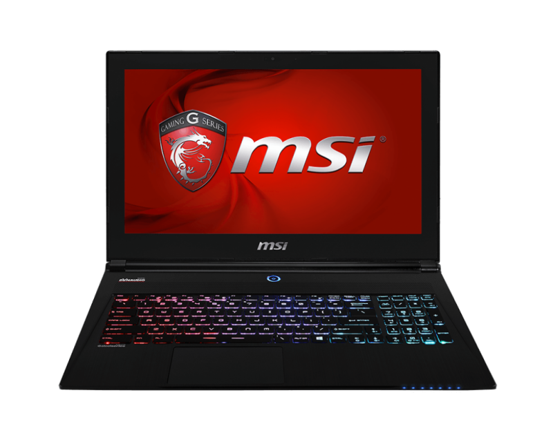 MSI Gaming GS60 Ghost Pro 4K