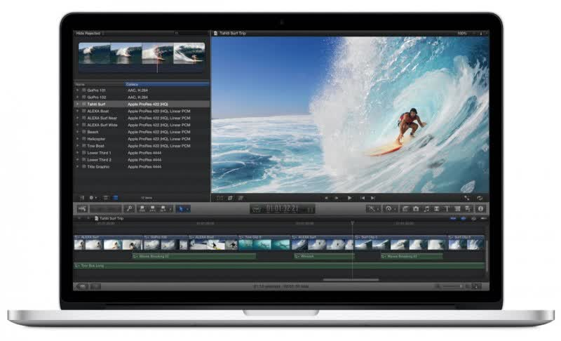 Apple MacBook Pro 13-Inch Retina - Early 2015