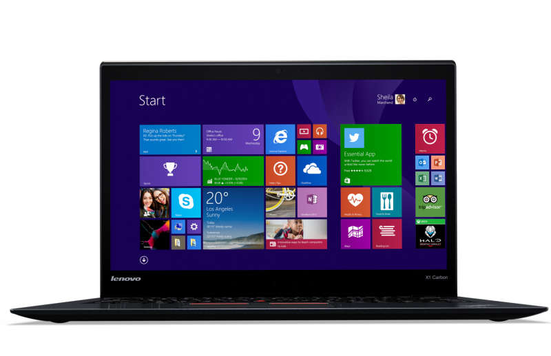 Lenovo ThinkPad X1 Carbon - 2015
