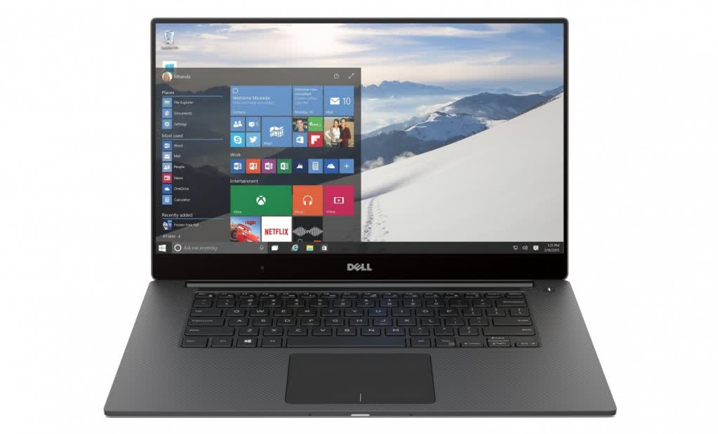 Dell XPS 13 2015 Edition
