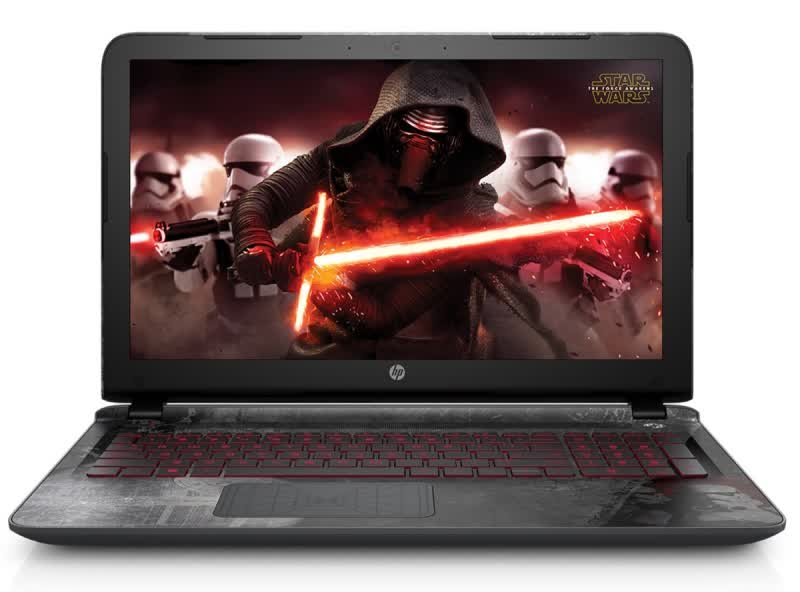 HP Notebook 15 Star Wars Special Edition Notebook
