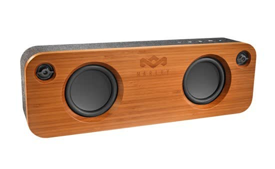 House of Marley Get Together bluetooth portable speaker