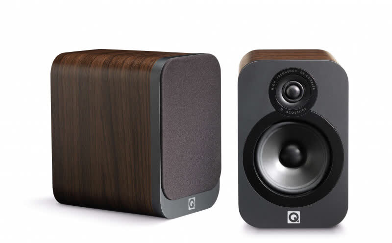 Q Acoustics 3020 Monitor Speakers