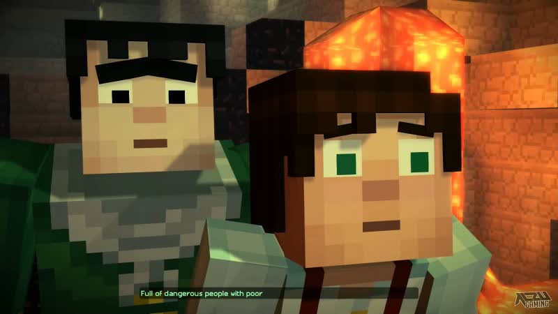Minecraft Story Mode Episode 3 The Last Place You Look