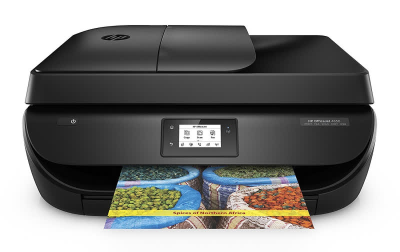 HP OfficeJet 4650 All-in-One Series