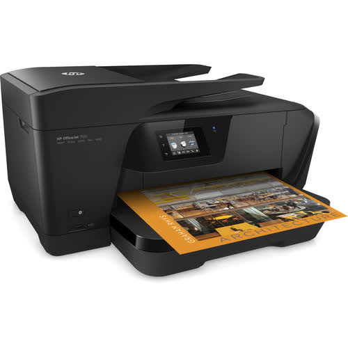HP OfficeJet 7510 All-in-One Series