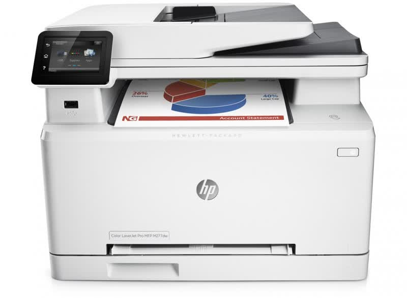 HP Color LaserJet Pro M277 MFP Series
