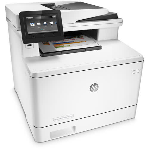 HP LaserJet Firmware Readme