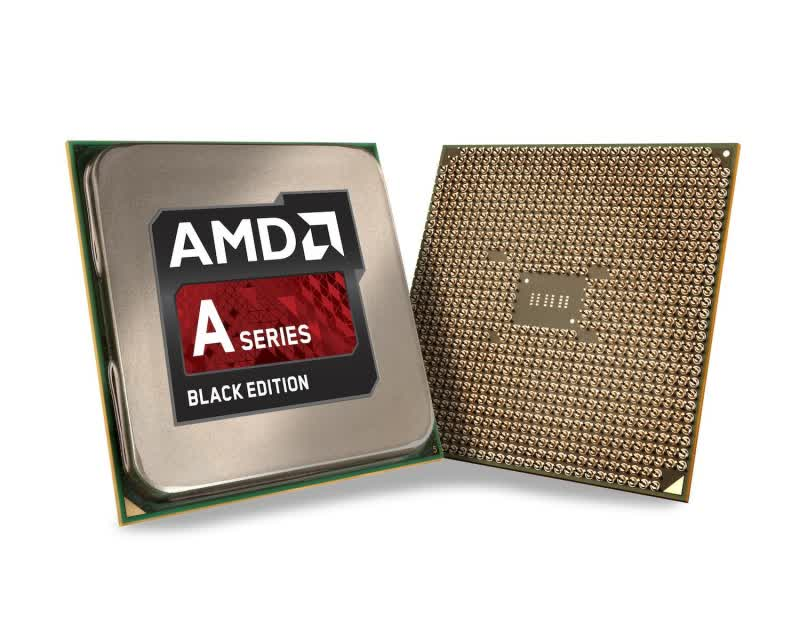 AMD A10-7870K 3.9GHz Socket FM2 Plus
