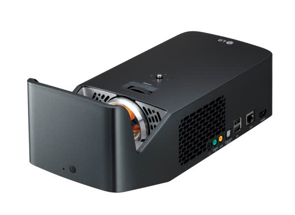LG PF1000U Minibeam Ultra Short Throw Projector