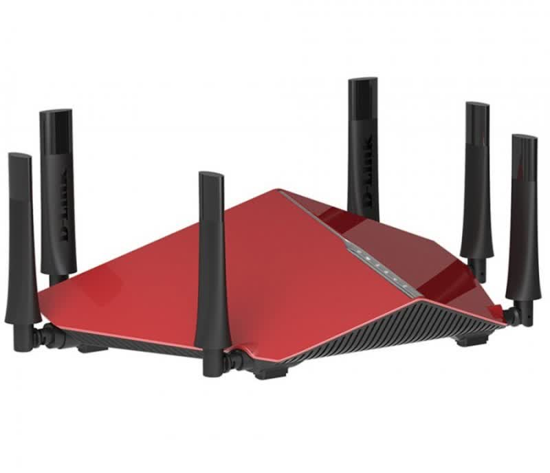 D-Link DIR-890LR Wireless AC3200 Tri Band Gigabit Cloud Router