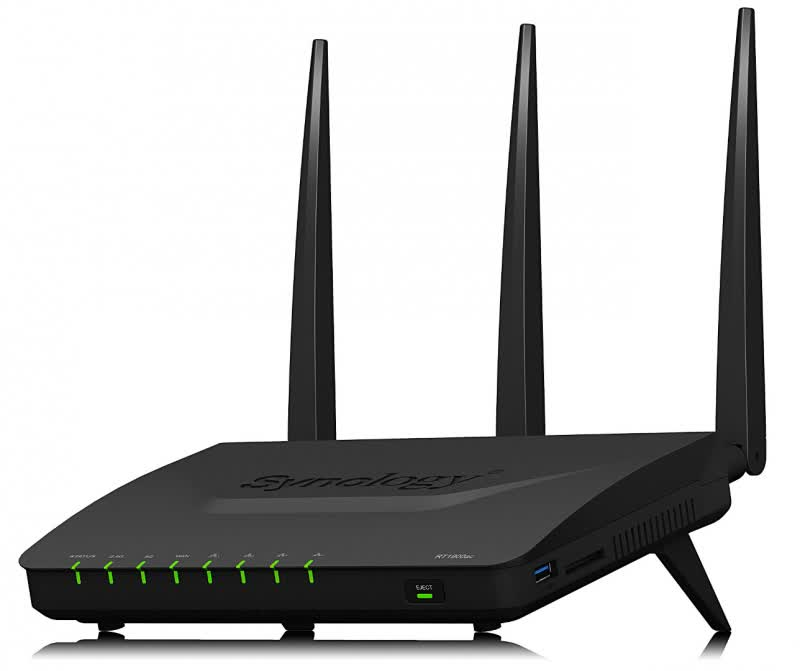 Synology RT1900ac Wi-Fi Router