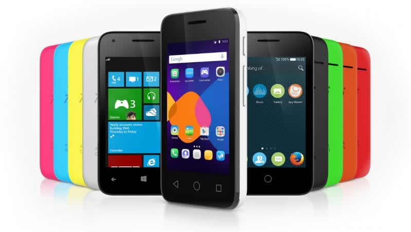 Alcatel One Touch Pixi 3 4.0 inch