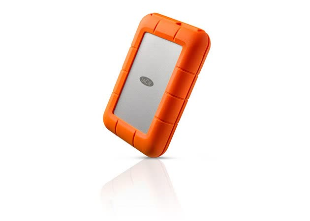 LaCie Rugged RAID USB3/Thunderbolt