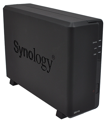 Synology Disk Station DS115