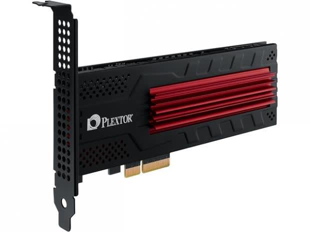 Plextor M6e Black Edition PCIe