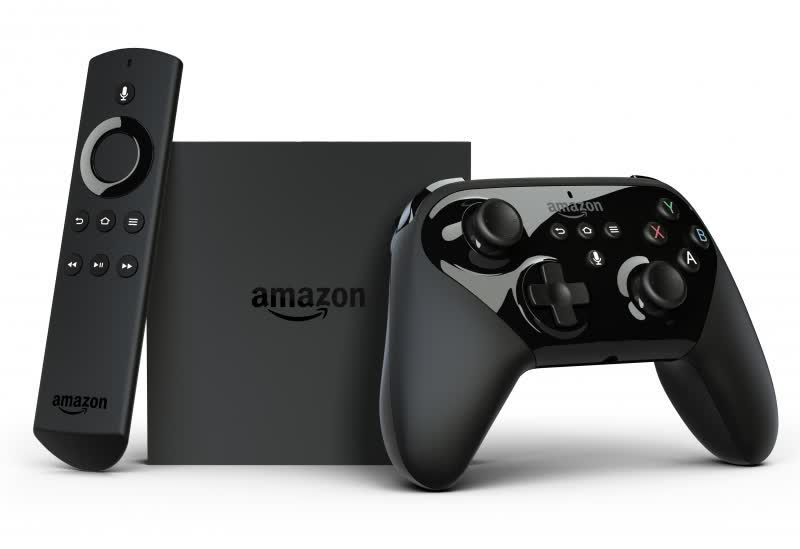 Amazon Fire TV (2nd Gen)