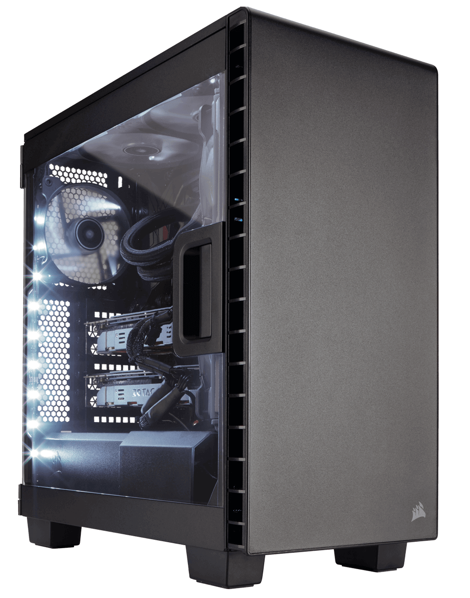 Corsair Carbide Series 400C