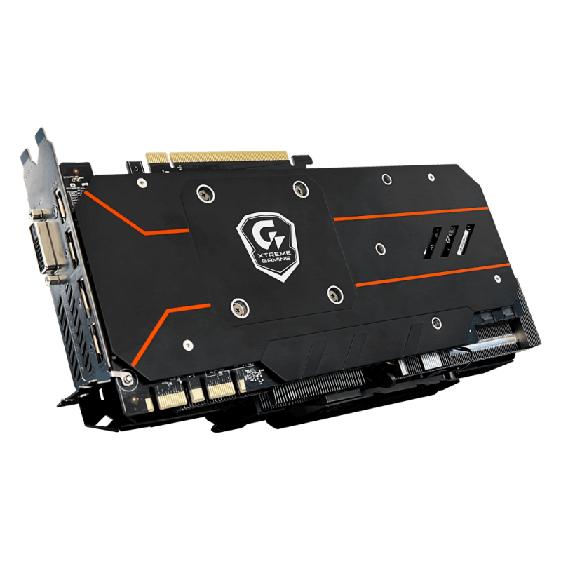 Gigabyte Geforce GTX 1080 Xtreme Gaming 8GB GDDR5X PCIe