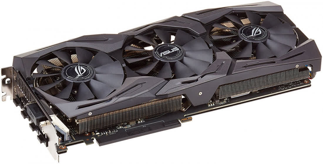 Asus GeForce GTX 1060 Strix Gaming 6GB GDDR5 PCIe