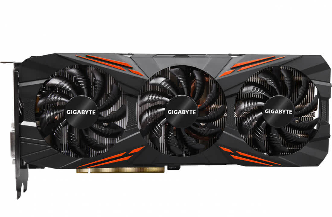 Gigabyte Geforce GTX 1070 G1 Gaming 8GB GDDR5 PCIe
