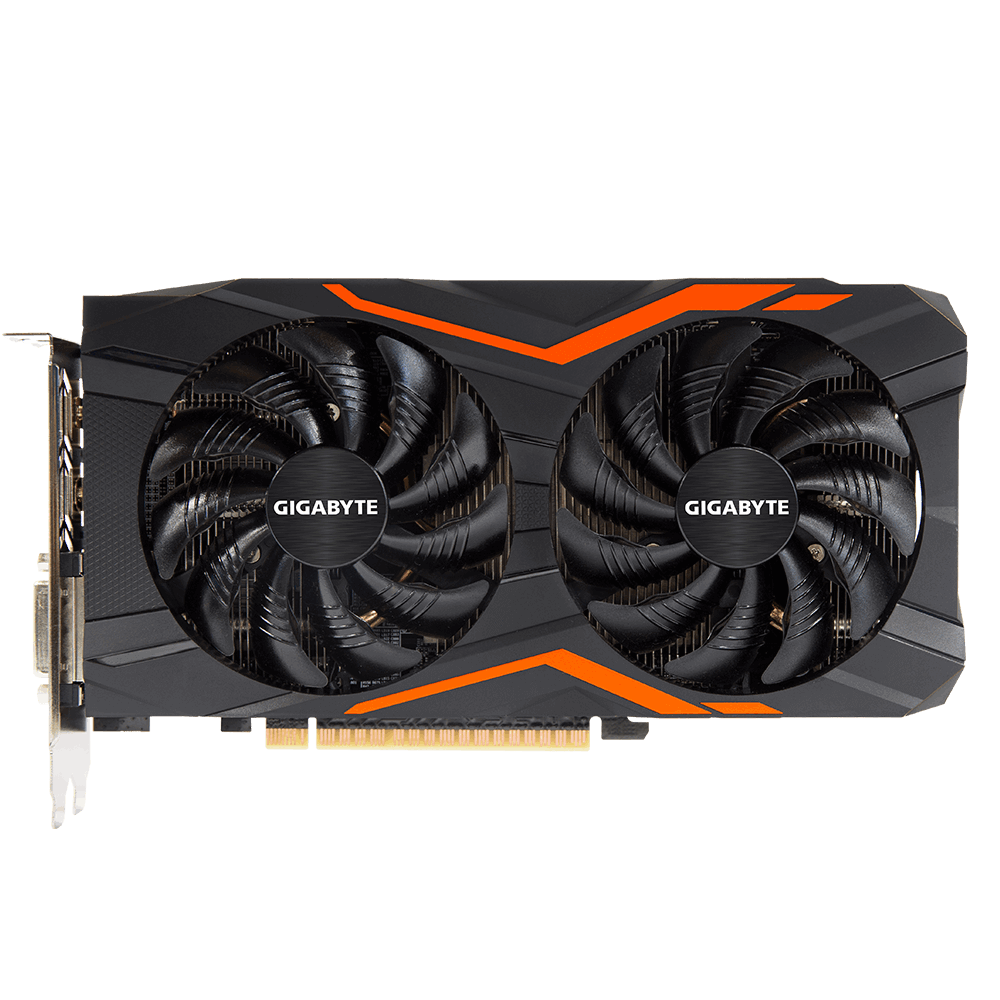 Gigabyte GeForce GTX 1050 Ti G1 Gaming 4GB GDDR5 PCIe