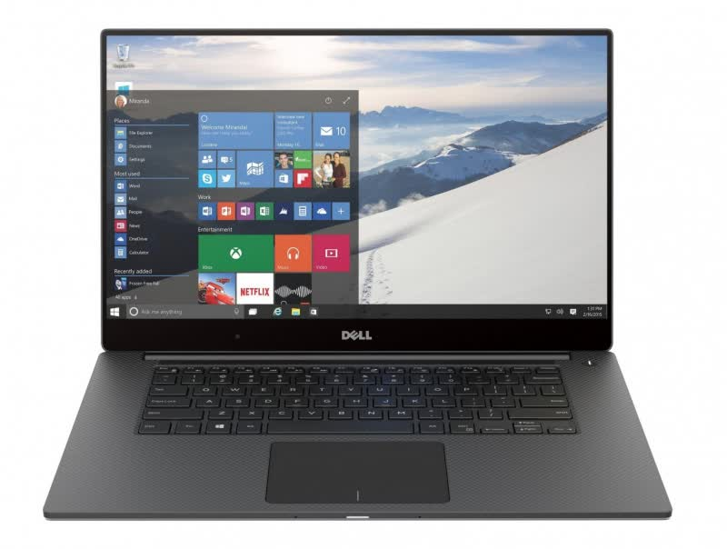 Dell XPS 15 9550 - Late 2015