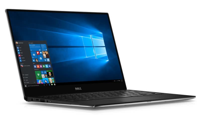 Dell XPS 13 9350 - Late 2015