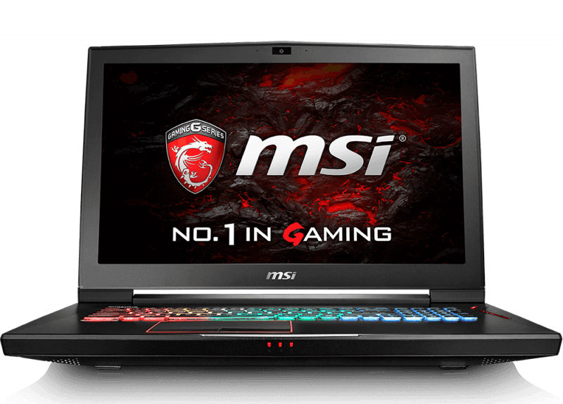 MSI GT73VR 6RE Titan - GTX1070 - Intel Gen 6