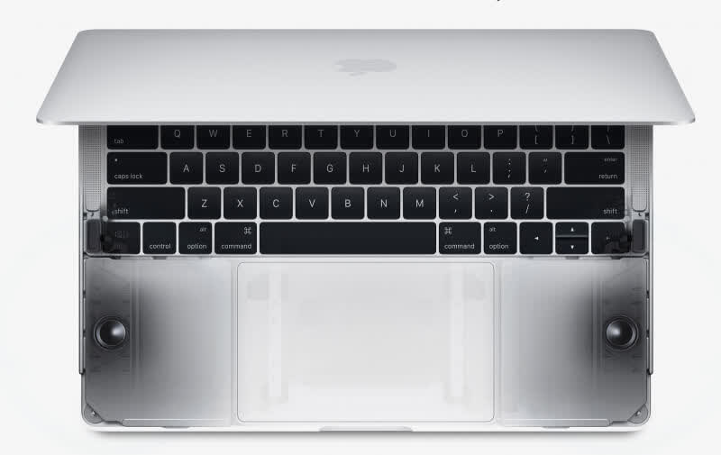 Apple MacBook Pro 13 - Late 2016