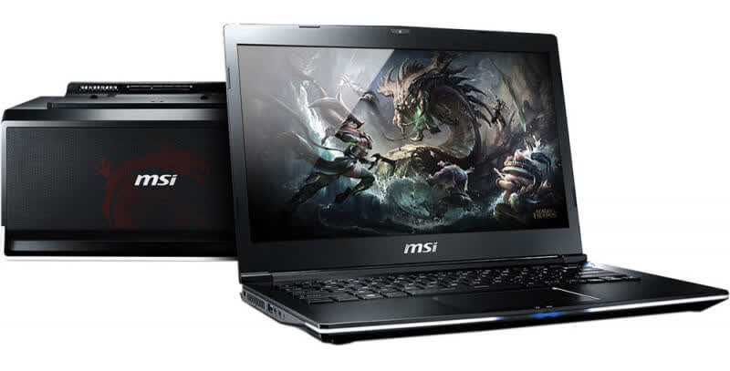 MSI GS30 2M Shadow - Intel Gen 5