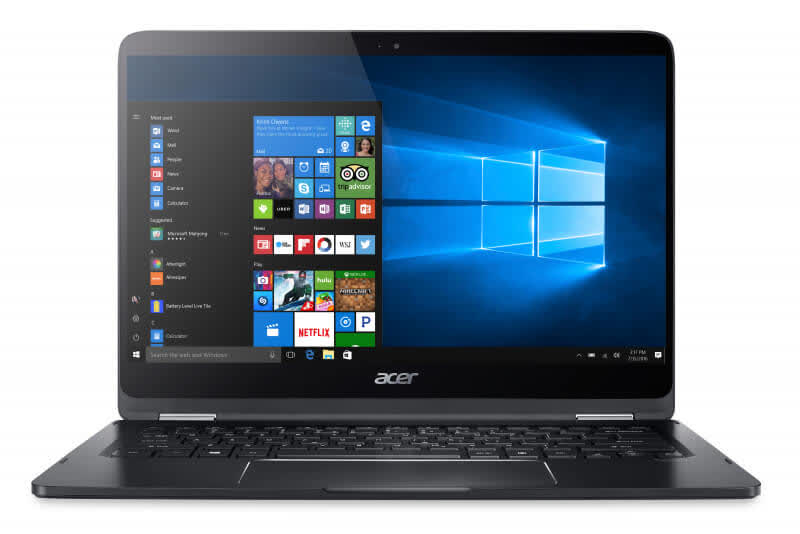 Acer Spin 7 - 2-in-1 (SP714-51)