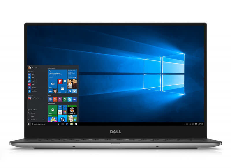 Dell XPS 13 - Early 2017