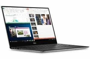 Dell XPS 13 - Late 2016