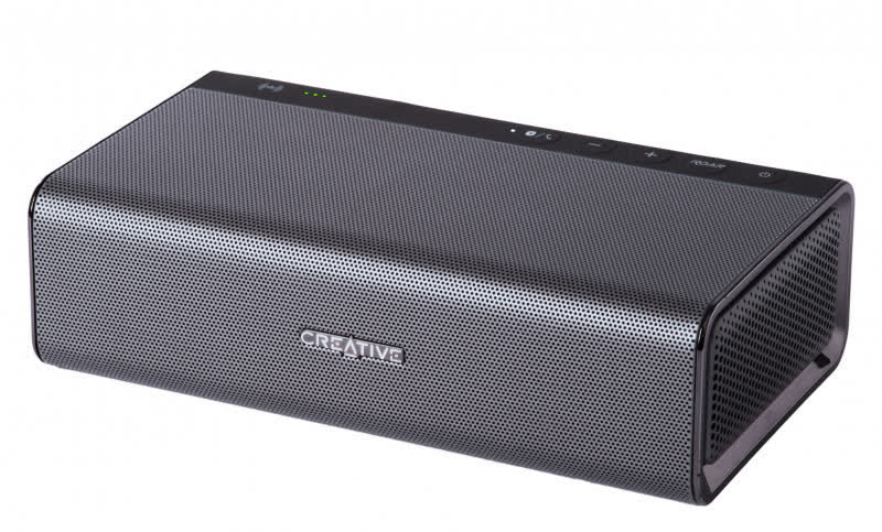 Creative SoundBlaster Roar Pro Bluetooth Portable Speaker