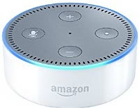 Amazon Echo 2 smart portable speaker