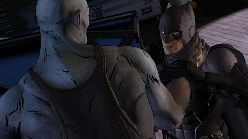 Batman: The Telltale Series - Children of Arkham - Episode 2