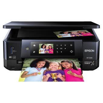 Epson Expression Home XP-640 Series