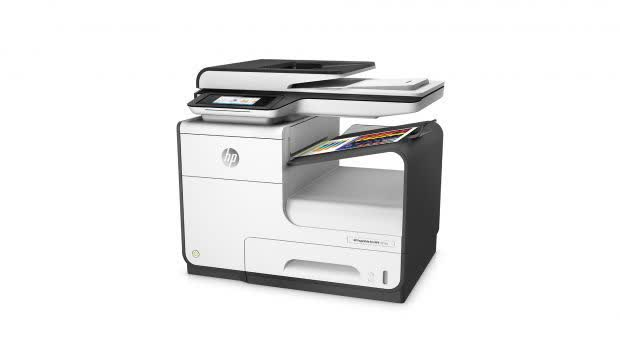 HP PageWide Pro 477 Series