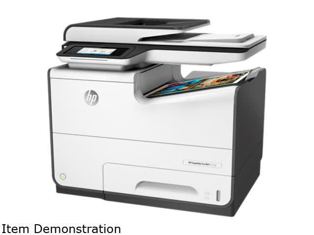 HP PageWide Pro 577 Series