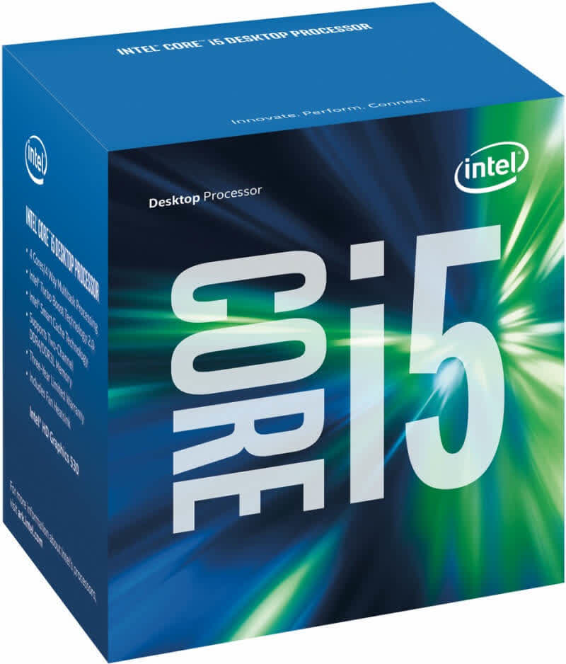 Intel Core i5 7600K 3.8GHz Socket 1151