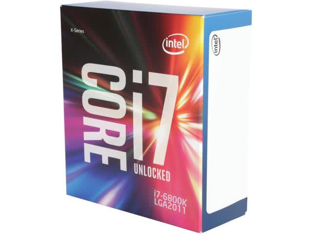 Intel Core i7 6900K 3.2GHz Socket 2011-3