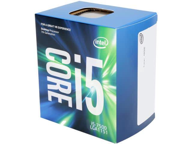 Intel Core i5 7500 3.4GHz Socket 1151