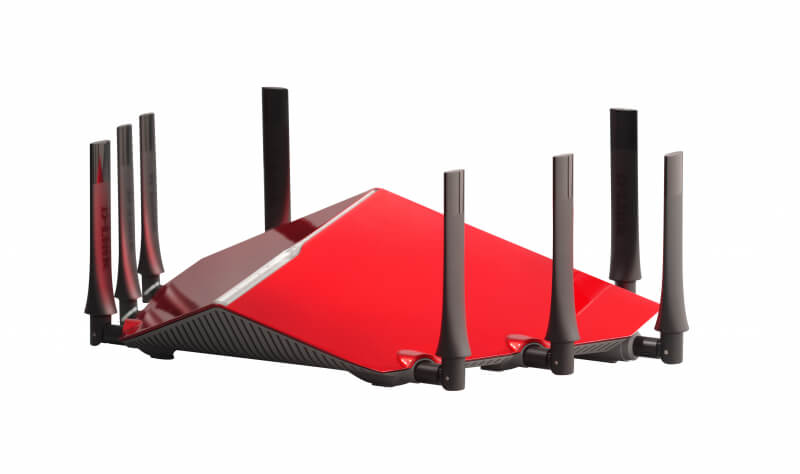 D-Link DIR-895L Wireless AC5300 Tri Band Gigabit Cloud Router