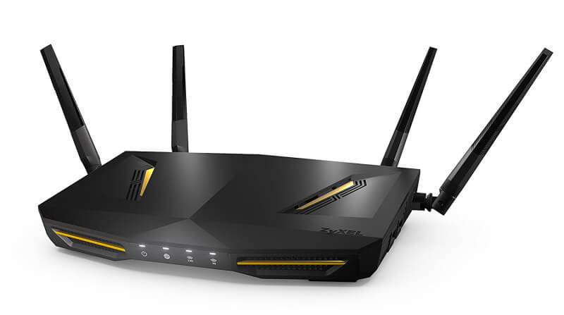 ZyXEL Armor Z2 AC2600 MU-MIMO Dual-Band Wireless Gigabit Router