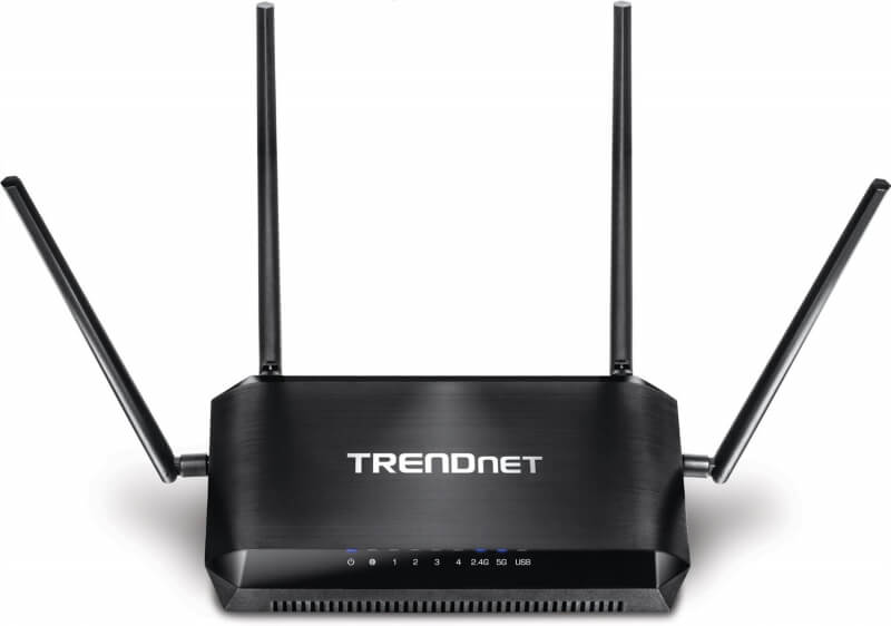 TRENDnet TEW-827DRU AC2600 StreamBoost MU-MIMO Wireless Router