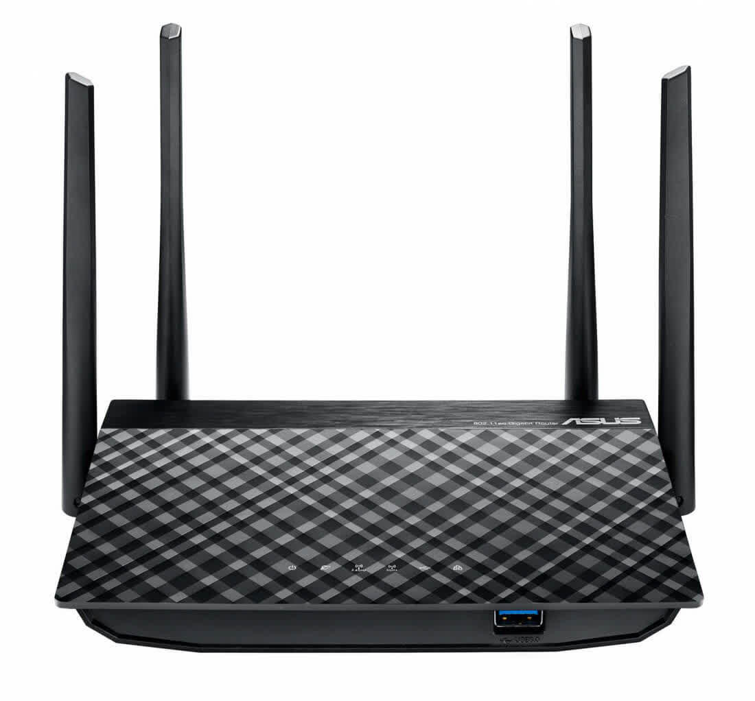 Asus RT-AC58U AC1300 Dual Band Wireless Router