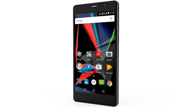 Archos 55 Diamond Selfies