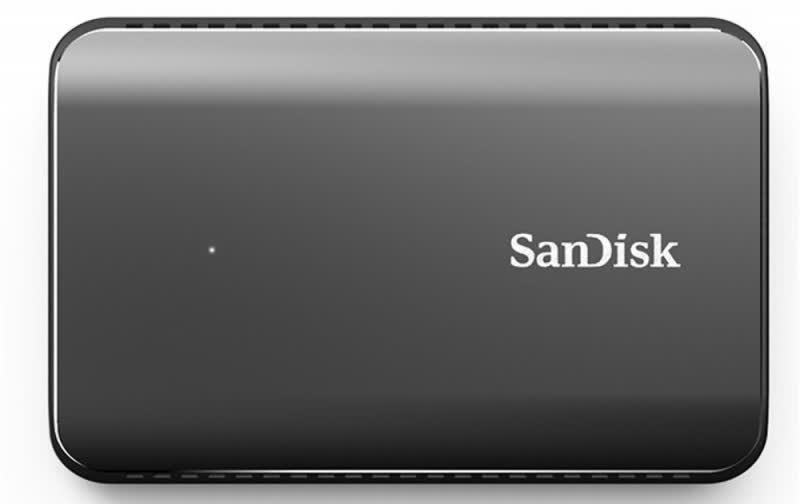 SanDisk Extreme 900 Portable SSD